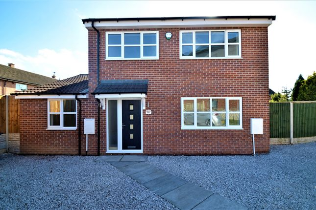 Thumbnail Detached house for sale in Brooke Court, Auckley, Doncaster