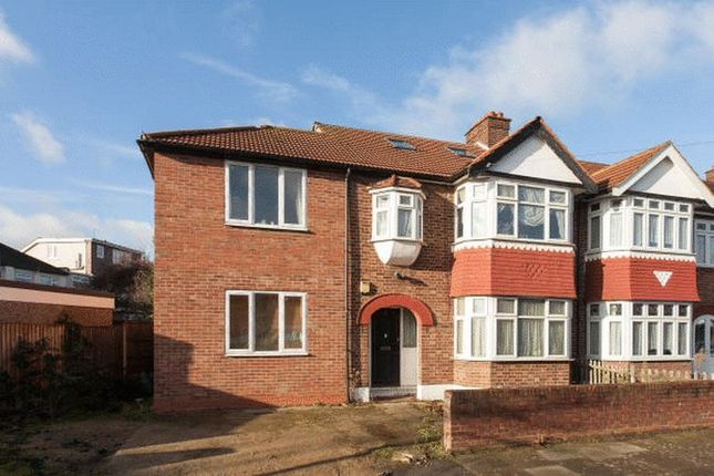 Thumbnail Semi-detached house for sale in Wincanton Gardens, Ilford