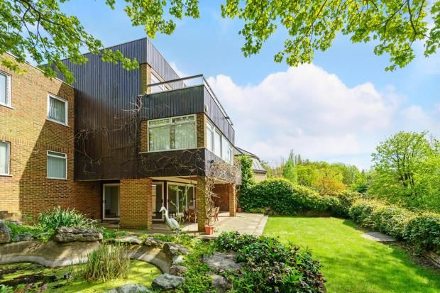 Thumbnail Detached house for sale in Merton Lane, Highgate Ponds, London