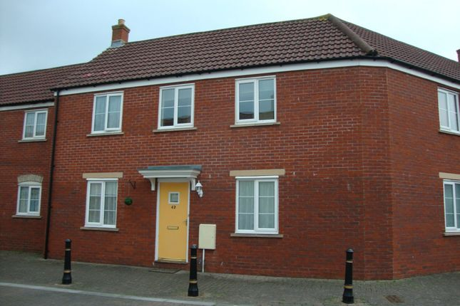Thumbnail Semi-detached house to rent in The Badgers, St. Georges, Weston-Super-Mare