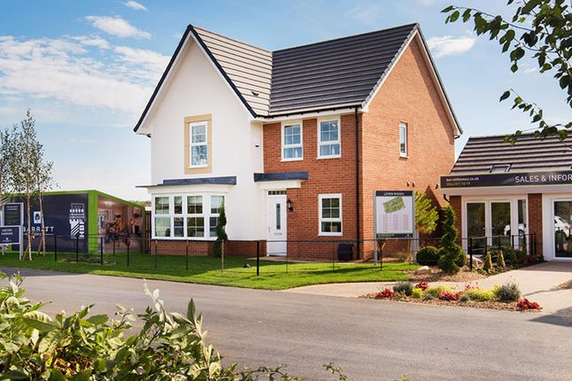 "Thumbnail Detached house for sale in ""Cambridge"" at Green Lane, Yarm"