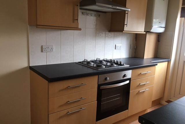 Thumbnail Flat to rent in Canterbury Avenue, Slough