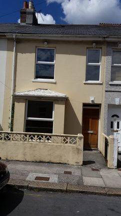 Thumbnail Terraced house to rent in Julian Street, Plymouth