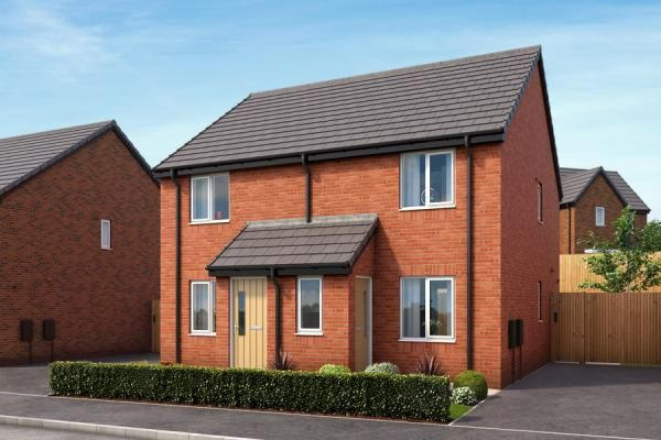 "Thumbnail Property for sale in ""The Eston At Bridgewater Gardens"" at Castlefields Avenue East, Castlefields, Runcorn"