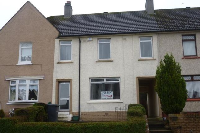 Thumbnail Terraced house to rent in Ferndale, Larkhall