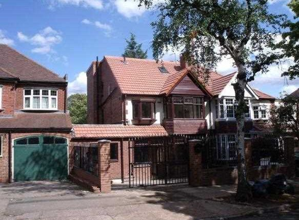 Thumbnail Semi-detached house to rent in Cherry Orchard Road, Handsworth Wood, Birmingham