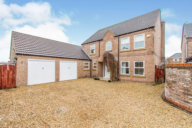 Thumbnail Detached house for sale in Merend Close, Sandtoft, Doncaster, Lincolnshire