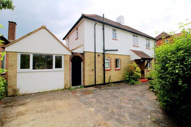Thumbnail Detached house to rent in Kingsdown Avenue, South Croydon
