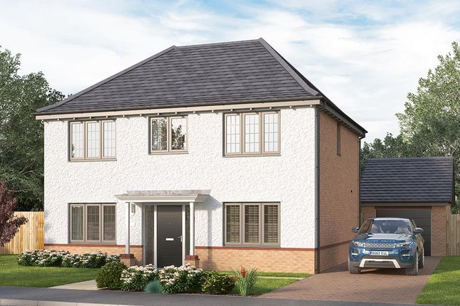 """Thumbnail Detached house for sale in """"The Lathbury"""" at St. Catherines Villas, Wakefield"""