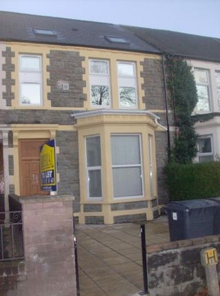 1 bed flat to rent in 106, Richmond Road, Roath, Cardiff, South Wales