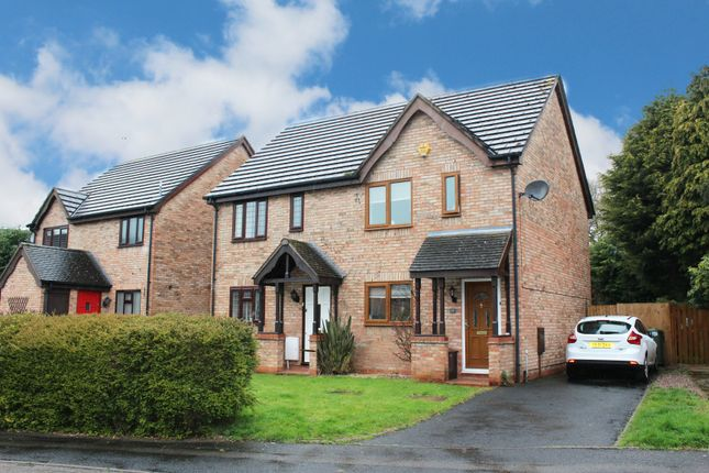 Thumbnail Semi-detached house to rent in Cherry Walk, Hollywood, Birmingham, West Midlands