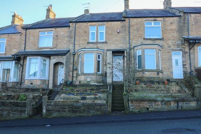 2 bed terraced house to rent in Bowland Crescent, Blaydon-On-Tyne NE21
