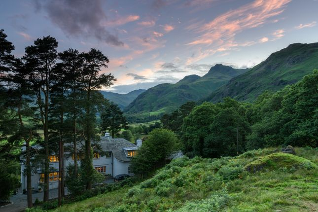 Thumbnail Detached house for sale in Skyfall, Great Langdale, Ambleside, Cumbria