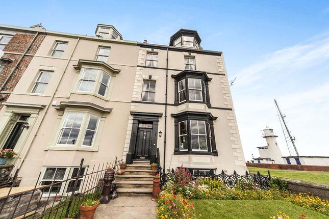 Thumbnail End terrace house for sale in Cliff Terrace, Headland, Hartlepool