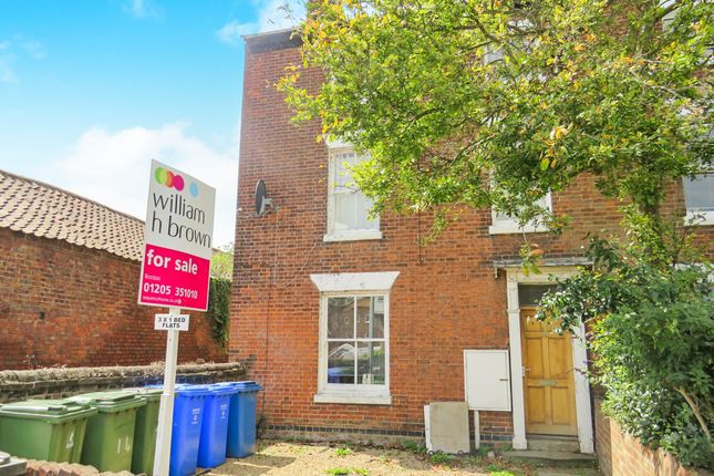Thumbnail Flat for sale in Horncastle Road, Boston