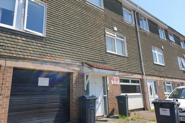 Thumbnail Town house to rent in Leeson Walk, Harborne, Birmingham