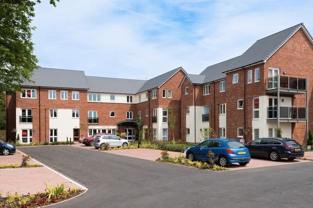 Thumbnail Flat for sale in Grove Court, 20 Moor Lane, Crosby