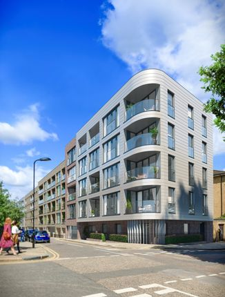 Thumbnail Town house for sale in Haggerston Road, Haggerston