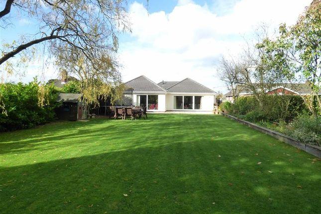 3 bed detached bungalow to rent in Nursery Road, Scholar Green, Stoke-On-Trent