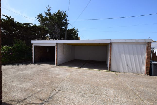 Garage Block of The Parade, Pevensey Bay BN24