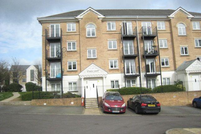 Thumbnail Flat to rent in Milton Road, Southampton