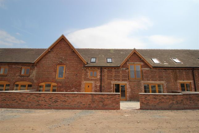 Thumbnail Barn conversion for sale in Lubstree Barns, Preston On The Weald Moors, Telford