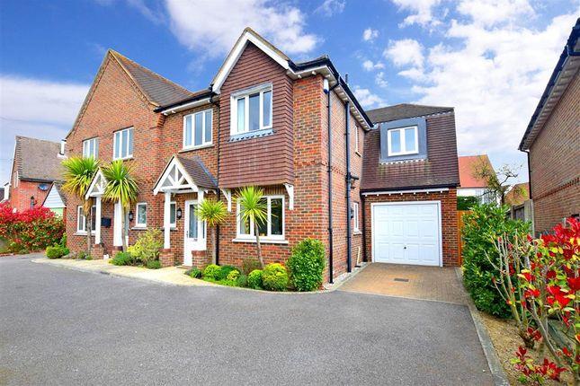 4 bed semi-detached house for sale in Main Street, Peasmarsh, Rye, East Sussex TN31