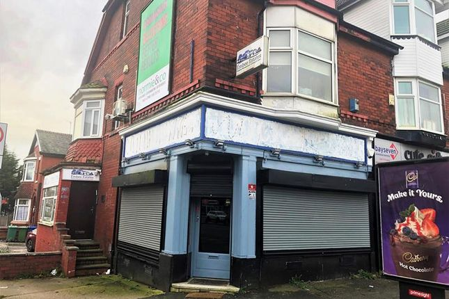 Thumbnail Retail premises to let in 24 Bury New Rd, Prestwich, Manchester