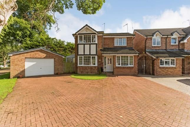 Thumbnail Detached house for sale in Powforth Close, Larkhall, South Lanarkshire