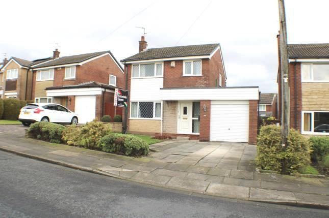 External of Freckleton Drive, Seddons Farm, Bury, Greater Manchester BL8