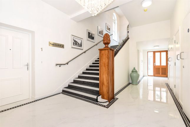Thumbnail Flat for sale in Chancellors Drive, Frimley, Camberley, Surrey
