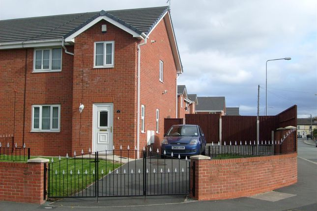 Thumbnail Semi-detached house for sale in Arnhem Road, Huyton, Liverpool