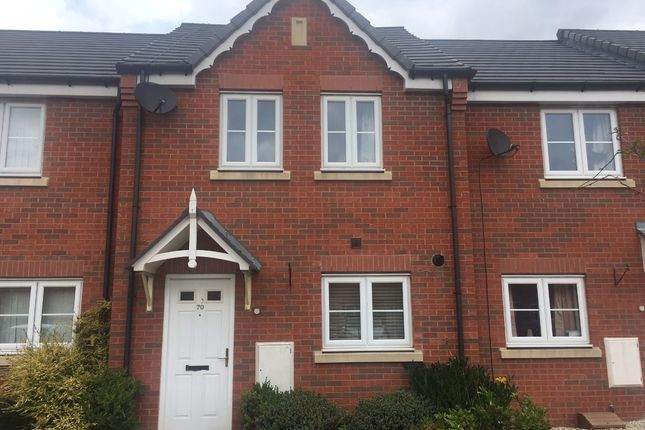 Thumbnail Town house to rent in Deerfield Close, Parr, St Helens