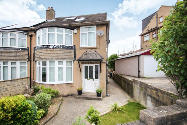 Thumbnail Semi-detached house for sale in Carr Manor Place, Chapel Allerton, Leeds