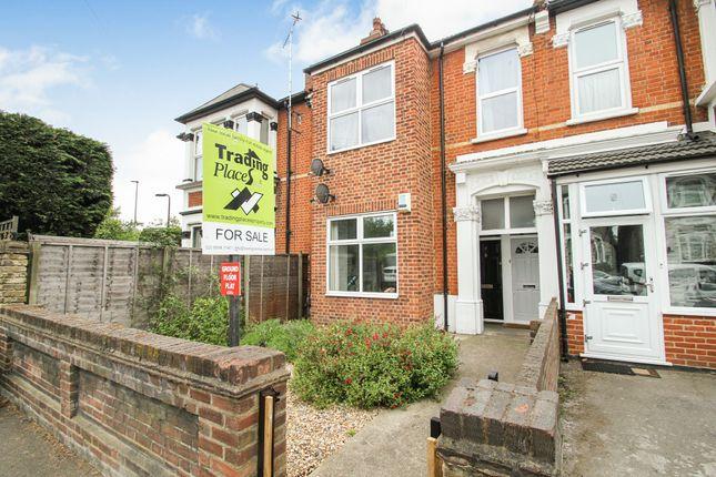 Thumbnail Flat for sale in Poppleton Road, Leytonstone, London