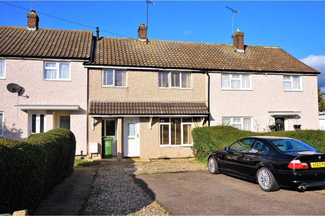 Thumbnail Terraced house for sale in Vaughan Williams Road, Basildon