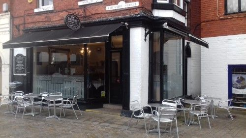 Thumbnail Restaurant/cafe for sale in Drayton Mill Court, Cheshire Street, Market Drayton