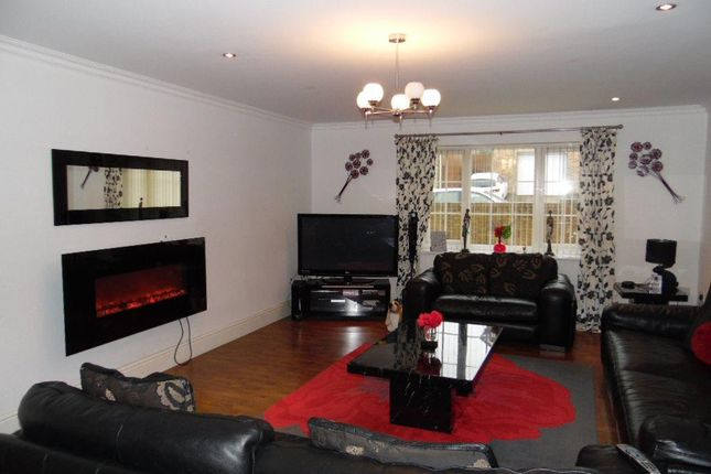 Thumbnail Detached house to rent in Clos Cribyn, Beacon Heights, Merthyr Tydfil