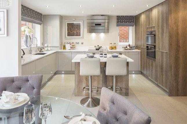 "Thumbnail Detached house for sale in ""Ula"" at Bedhampton Hill, Bedhampton, Havant"