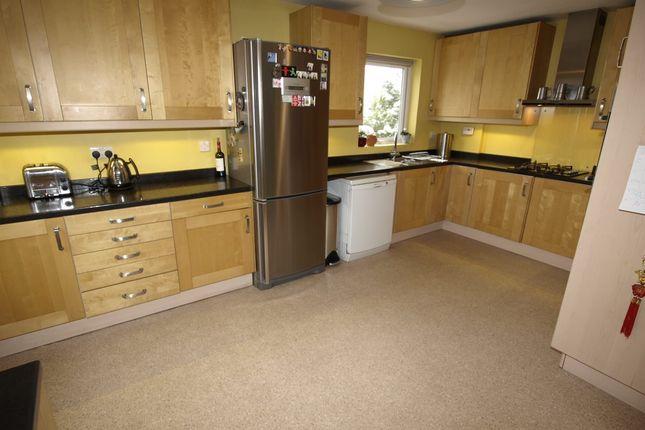 Kitchen of Wells Mount, Upper Cumberworth, Huddersfield HD8