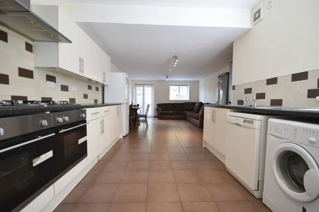 Thumbnail Terraced house to rent in Harriet Street, Cathays