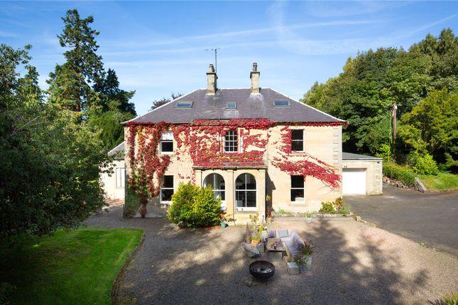 Thumbnail Detached house for sale in Trinity, Bridgend, Duns, Berwickshire