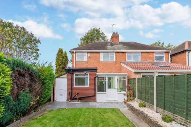 Thumbnail Semi-detached house to rent in Atlantic Road, Kingstanding, Great Barr