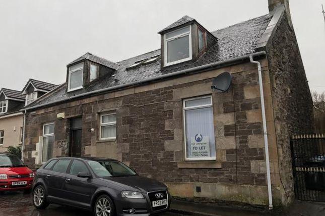 Thumbnail Flat to rent in New Road, Lesmahagow, Lanark