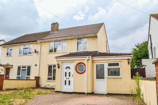 Thumbnail Semi-detached house to rent in Rawlyn Road, Cambridge
