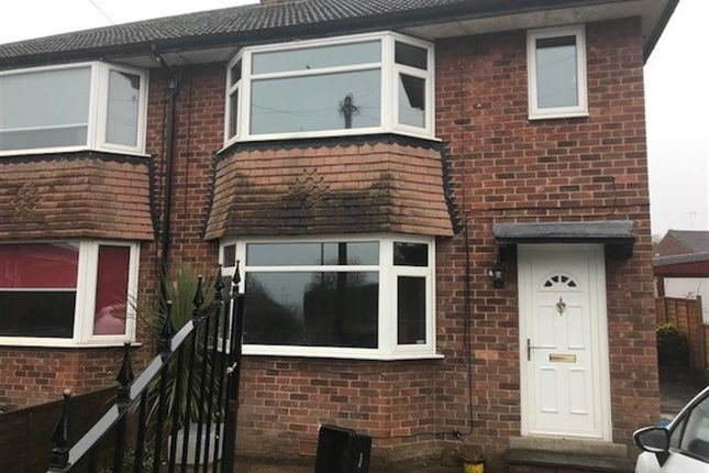 Thumbnail Semi-detached house to rent in Hill Top Avenue, Harrogate