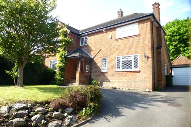 Thumbnail Detached house for sale in Western Road, Chandlers Ford, Eastleigh