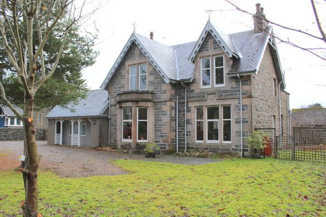 Thumbnail Detached house for sale in Avondale, Newtonmore Road, Kingussie, Inverness-Shire