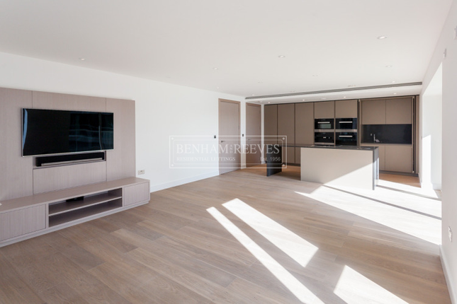 Thumbnail Flat to rent in Faulkner House, Fulham Reach