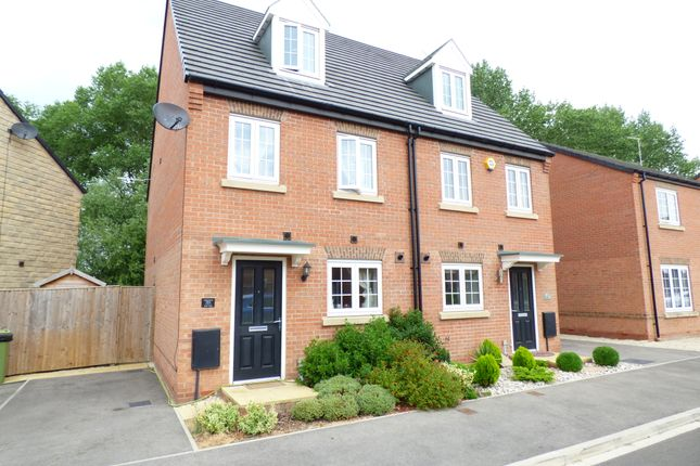 Thumbnail Semi-detached house to rent in Blenheim Way, Castleford